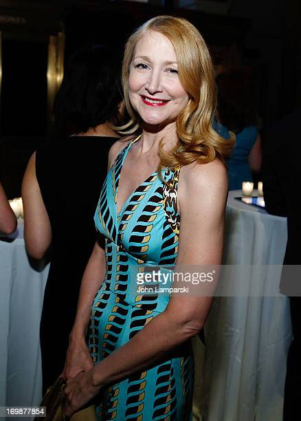 Patricia Clarkson attends the 2nd Annual Decades Ball at Capitale on June 3 2013 in New York City