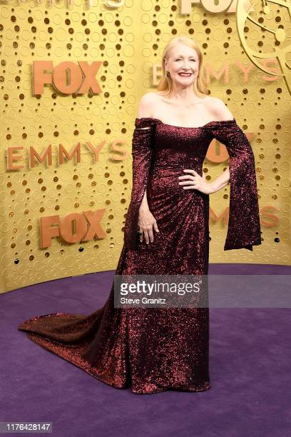 Patricia Clarkson attends the 71st Emmy Awards at Microsoft Theater on September 22 2019 in Los Angeles California