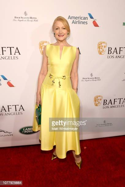 Patricia Clarkson attends The BAFTA Los Angeles Tea Party at Four Seasons Hotel Los Angeles at Beverly Hills on January 5 2019 in Los Angeles...