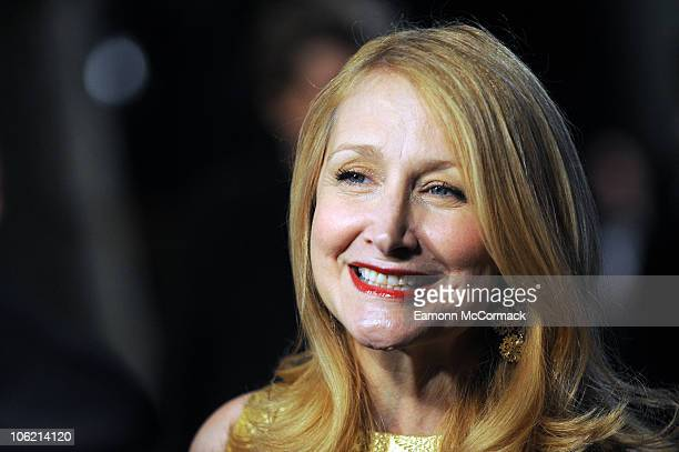 Patricia Clarkson attends the BFI London Film Festival Awards Ceremony at LSO St Lukes on October 27 2010 in London England