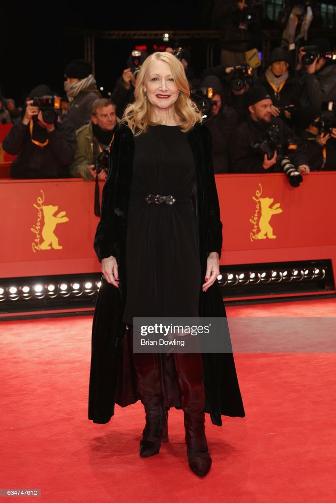 Patricia Clarkson attends the 'Final Portrait' premiere during the 67th Berlinale International Film Festival Berlin at Berlinale Palace on February 11, 2017 in Berlin, Germany.