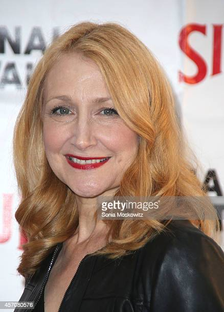 Patricia Clarkson attends The Hamptons International Film Festival-Chairman's Reception at the Suna Residence on October 11, 2014 in East Hampton,...