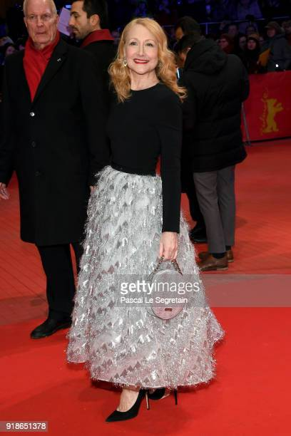 Patricia Clarkson attends the Opening Ceremony 'Isle of Dogs' premiere during the 68th Berlinale International Film Festival Berlin at Berlinale...