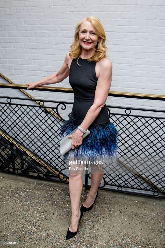 Patricia Clarkson attends the screening after party for 'The Party' hosted by Roadside Attractions and Great Point Media with The Cinema Society at Metrograph on February 12, 2018 in New York City.