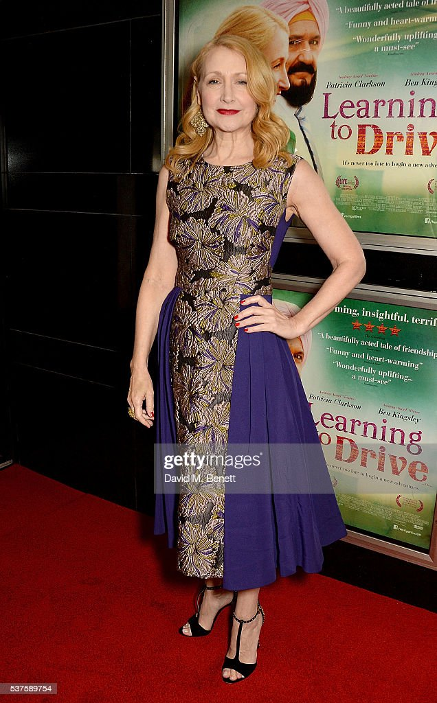 """""""Learning To Drive"""" - UK Gala Screening - VIP Arrivals"""