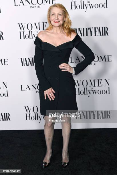 Patricia Clarkson attends the Vanity Fair and Lancôme Women in Hollywood celebration at Soho House on February 06, 2020 in West Hollywood, California.