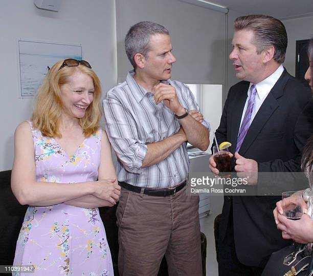 Patricia Clarkson Campbell Scott and Alec Baldwin