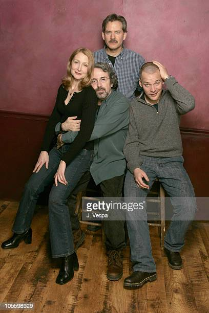 Patricia Clarkson Craig Lucas director Campbell Scott and Peter Sarsgaard