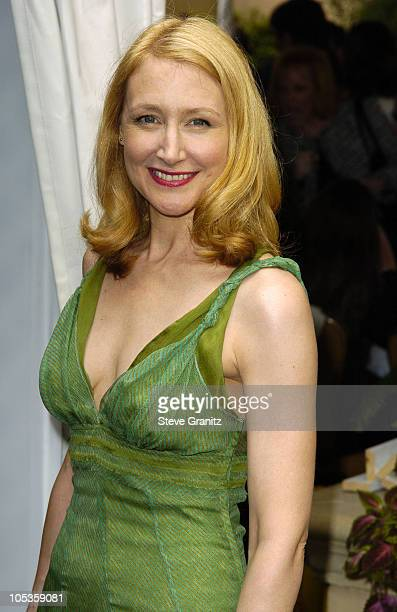 Patricia Clarkson during 11th Annual Premiere 'Women in Hollywood' Luncheon at Four Seasons Hotel in Beverly Hills California United States