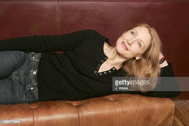 Patricia Clarkson during 2005 Sundance Film Festival 'Dying Gaul' Portraits at HP Portrait Studio in Park City Utah United States