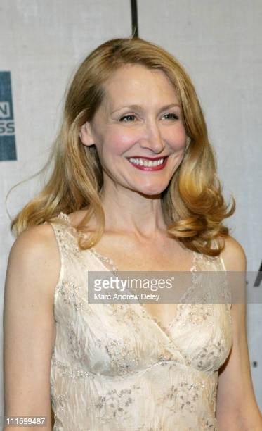 Patricia Clarkson during 6th Annual Tribeca Film Festival 'Brando' Arrivals at Michael Schimmel Center for the Arts at Pace University in New York...