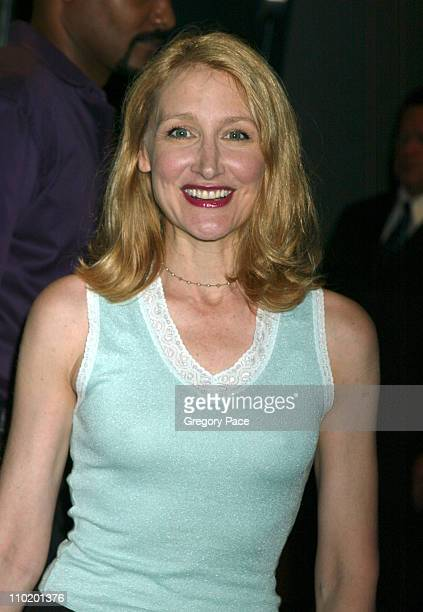 Patricia Clarkson during 'A Home at the End of the World' New York Special Screening at Union Square Theatre in New York City New York United States