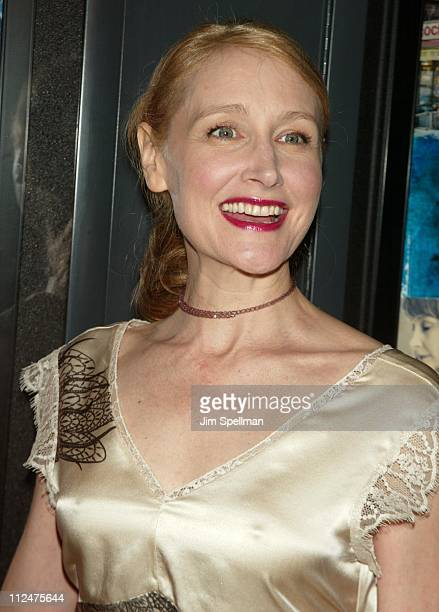 Patricia Clarkson during 'Pieces of April' New York City Premiere at Landmark's Sunshine Theater in New York City New York United States
