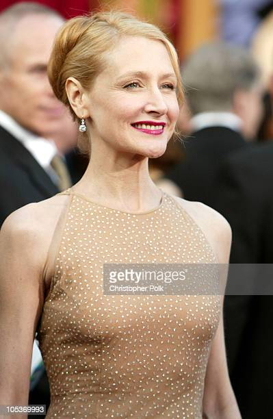 Patricia Clarkson during The 76th Annual Academy Awards Arrivals by Chris Polk at Kodak Theatre in Hollywood California United States
