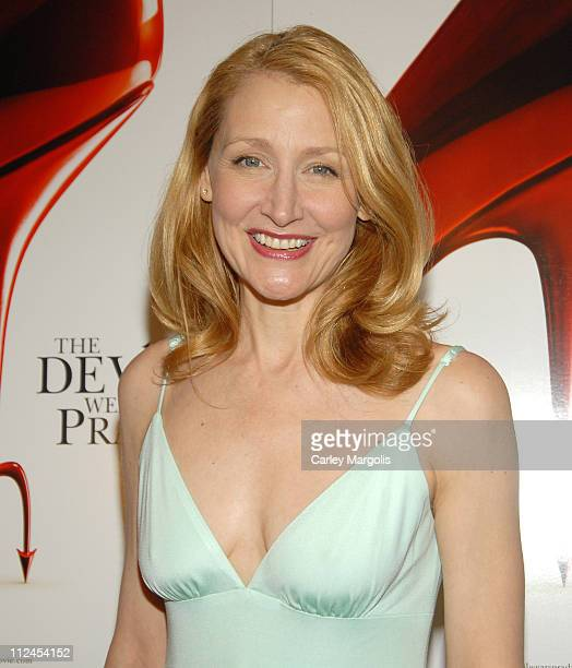 Patricia Clarkson during 'The Devil Wears Prada' A Dinner and Private Auction Hosted by the St Regis Hotel May 23 2006 at St Regis Hotel in New York...