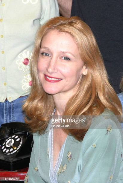 """Patricia Clarkson during The Kennedy Center Presents """"A Streetcar Named Desire"""" - Meet & Greet at 42nd Street Studios in New York City, New York,..."""
