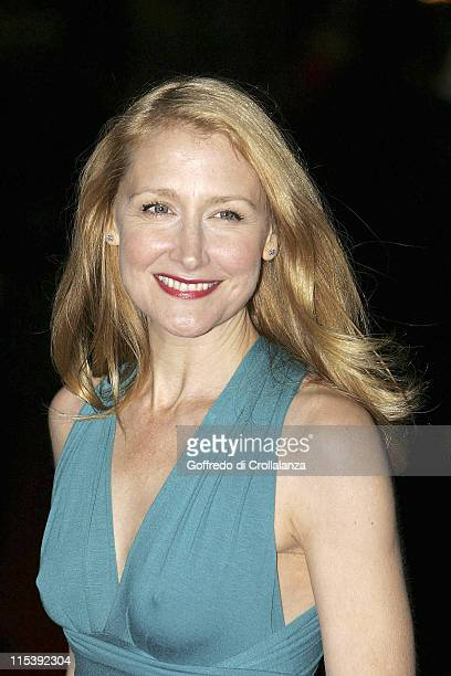 Patricia Clarkson during The Times BFI 49th London Film Festival 'Good Night and Good Luck' Premiere and Closing Night Gala at Odean Lecicester...