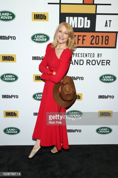 Patricia Clarkson of Out of Blue attends The IMDb Studio presented By Land Rover At The 2018 Toronto International Film Festival at Bisha Hotel...
