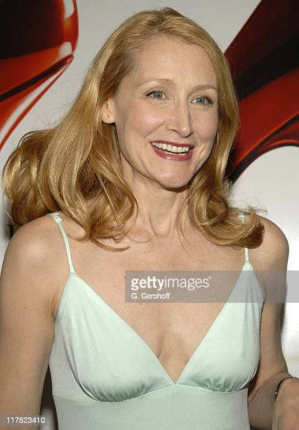 Patricia Clarkson wearing Bianca Nero during 'The Devil Wears Prada' PostScreening Auction to benefit The Breast Cancer Research Foundation Dress for...