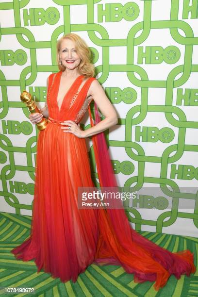 Patricia Clarkson winner of Best Performance by an Actress in a Supporting Role in a Series Limited Series or Motion Picture Made for Television for...