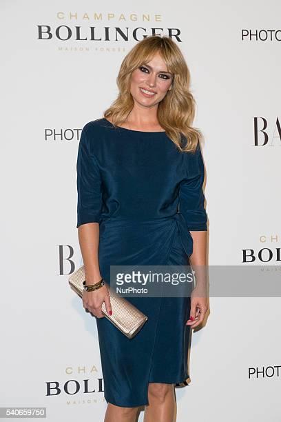 Patricia Conde attends the Harper's Bazaar dinner at the Circulo de Bellas Artes on June 14, 2016 in Madrid, Spain.