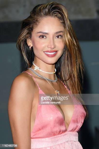 Patricia Contreras attends 2019 Ischia Global Film Music Fest on July 16 2019 in Ischia Italy
