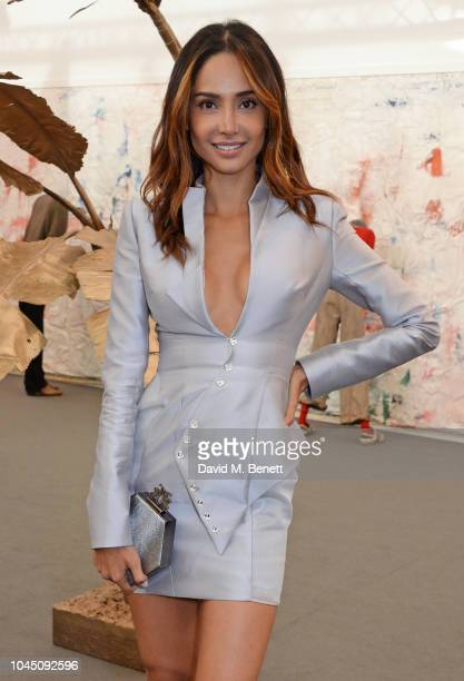 Patricia Contreras attends a VIP Preview of the Frieze Art Fair in Regents  Park on October 0064b0abe59