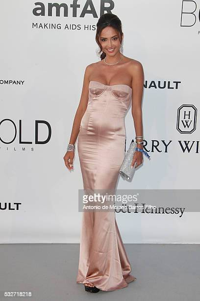 Patricia Contreras attends amfAR's 23rd Cinema Against AIDS Gala during The 69th Annual Cannes Film Festival on May 19 2016 in Cap d'Antibes France