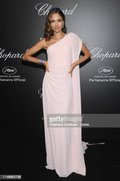Patricia Contreras attends the Chopard Party during the 72nd annual Cannes Film Festival on May 17 2019 in Cannes France