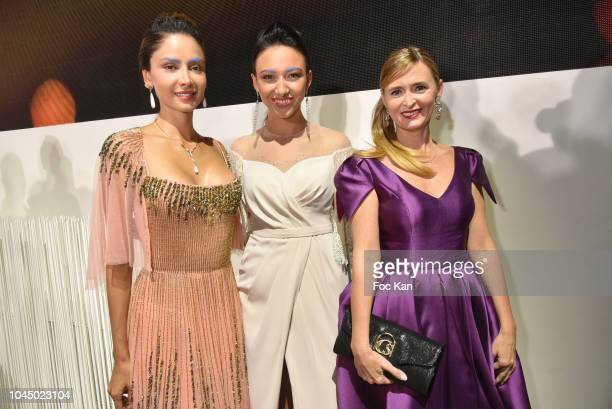 Patricia Contreras Delphine Wespiser and Annabelle Millot omenswear Spring/Summer 2019 on October 2 2018 in Paris France
