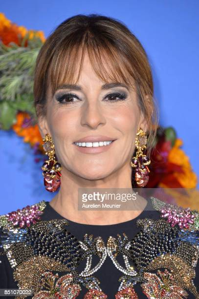 Patricia d'Arenberg attends the opening season gala at Opera Garnier on September 21 2017 in Paris France