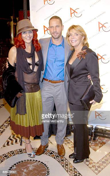 Patricia Field Alexis Bittar and Judy Licht