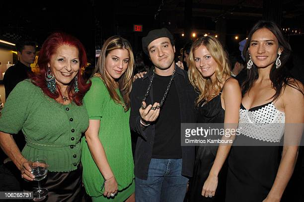 Patricia Field Dani Stahl Gregg Bello Ferebee Bishop and Zani Gugelmann