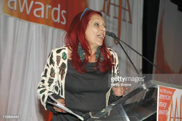 Patricia Field during 29th Annual American Image Awards 2007 - May 14, 2007 at Grand Hyatt in New York, New York, United States.