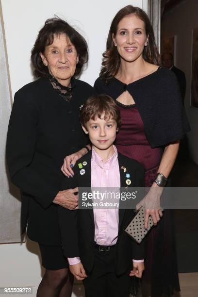 Patricia Ganzi Victoria Ganzi Sterling Binnie attend Ambassador Grenell Goodbye Bash on May 6 2018 in New York City