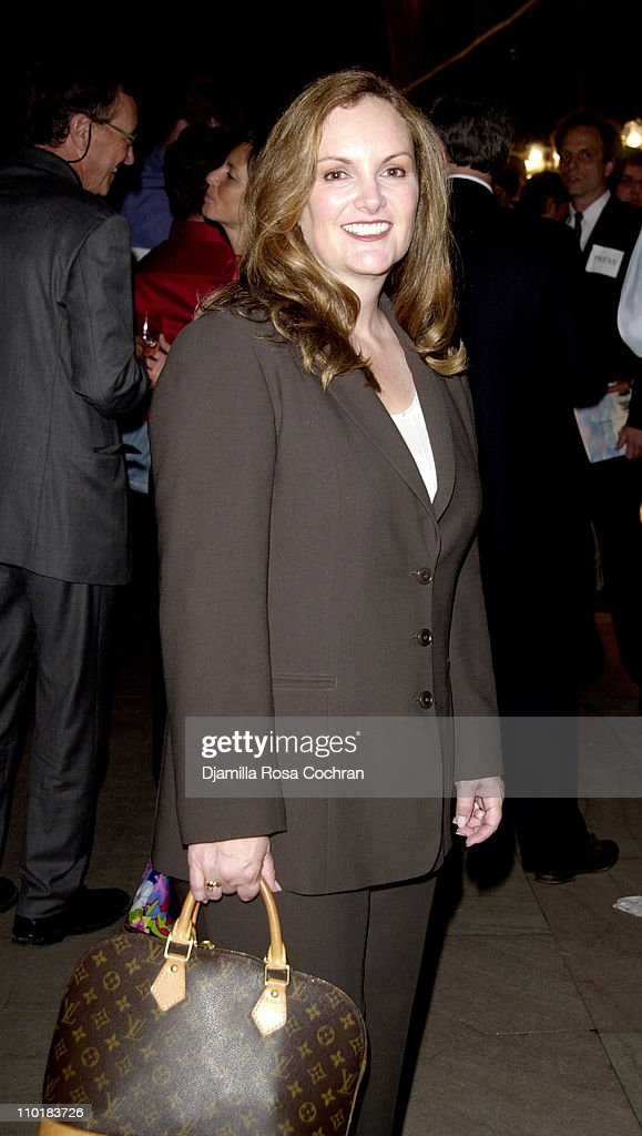 Patricia Hearst during Friends of the High Line Party to Celebrate 'Designing the High Line' at Vanderbilt Hall, Grand Central Terminal in New York City, New York, United States.