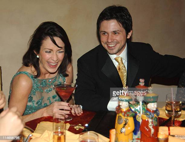 Patricia Heaton and Freddy Rodriguez **EXCLUSIVE COVERAGE**