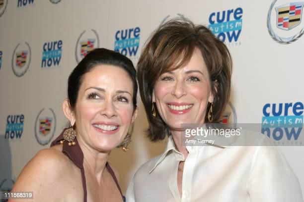 Patricia Heaton and Jane Kaczmarek during Cure Autism Now's 10th Anniversary CAN DO Gala Cure Autism Now's 10th Anniversary CAN DO Gala Presented by...