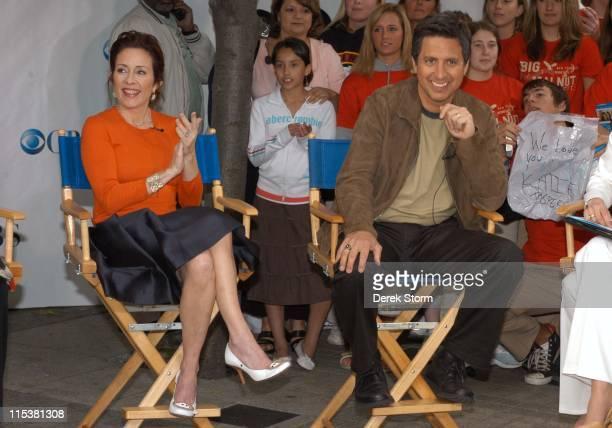 Patricia Heaton and Ray Romano from 'Everybody Loves Raymond'