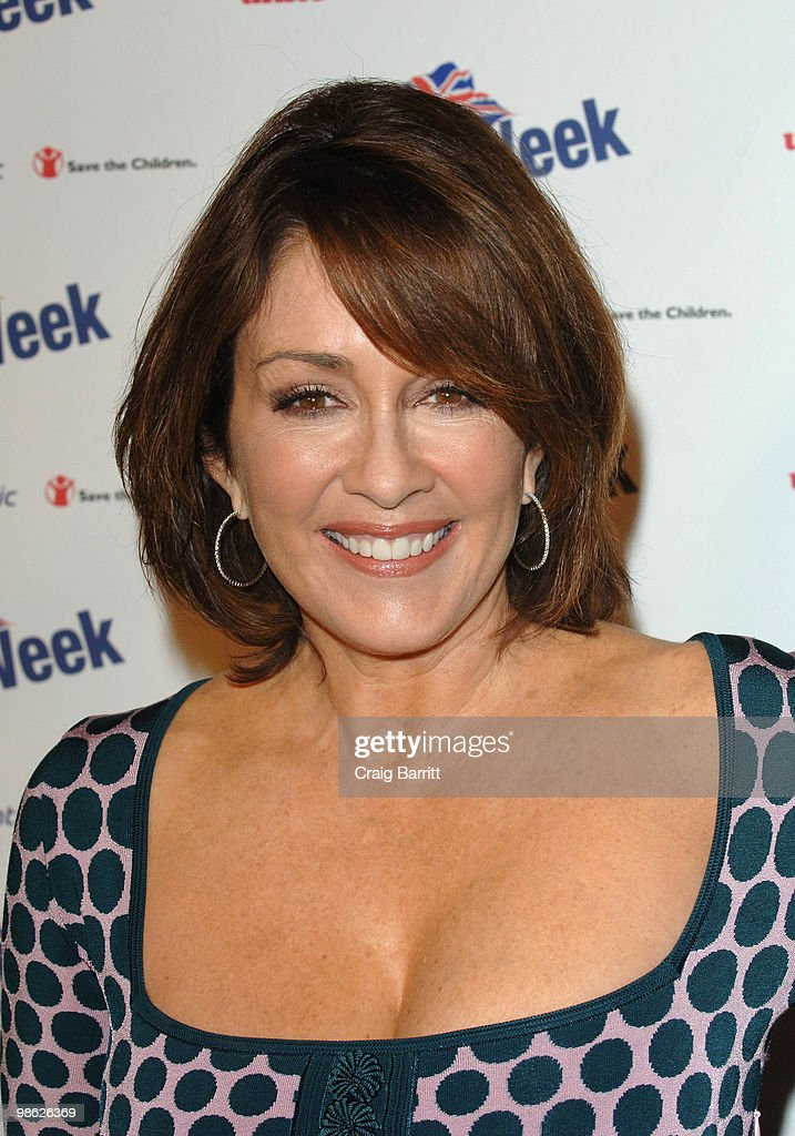 Patricia Heaton arrives at BritWeek's Save The Children And Virgin Unite Charity Event at the Beverly Wilshire hotel on April 22, 2010 in Beverly Hills, California.