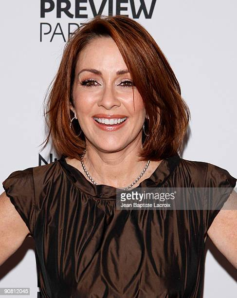 Patricia Heaton arrives at The PaleyFest TV Guide Magazine's ABC Fall TV Preview Party at The Paley Center for Media on September 15 2009 in Beverly...
