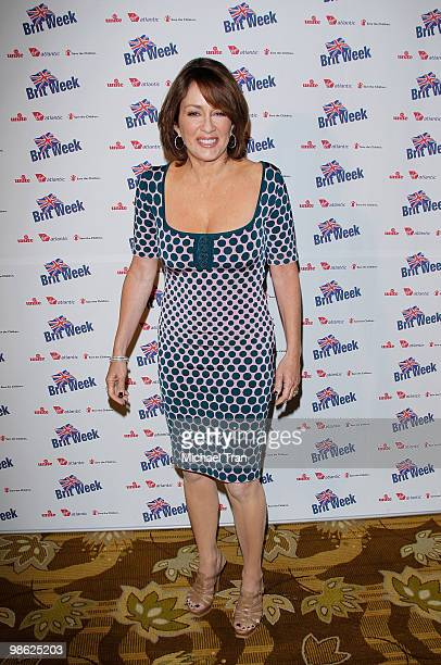 Patricia Heaton arrives to the BritWeek 2010 charity event 'Save The Children And Virgin Unite' held at the Beverly Wilshire hotel on April 22 2010...