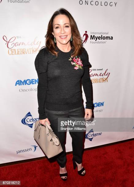 Patricia Heaton at the International Myeloma Foundation 11th Annual Comedy Celebration at The Wilshire Ebell Theatre on November 4 2017 in Los...