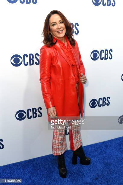 Patricia Heaton attends the 2019 CBS Upfront at The Plaza on May 15 2019 in New York City