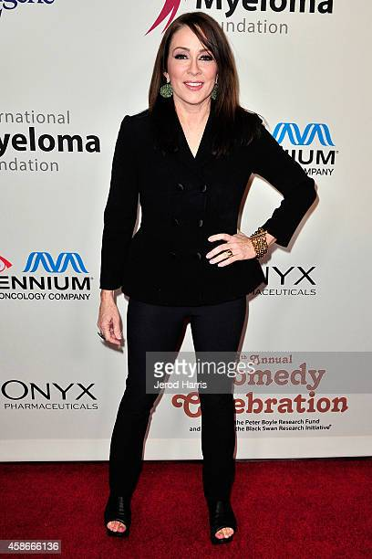 Patricia Heaton attends the International Myeloma Foundation 8th annual comedy celebration 'Celebrity Autobiography' at the Wilshire Ebell Theatre on...