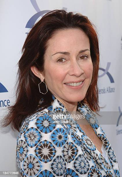 Patricia Heaton during 2006 Comedy for a Cure Benefiting the Tuberous Sclerosis Alliance Red Carpet at Music Box in Hollywood California United States