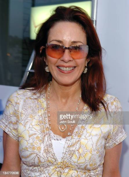 Patricia Heaton during Comedy for a Cure Benefiting the Tuberous Sclerosis Alliance at Henry Fonda Theatre in Los Angeles California United States