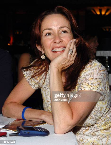 Patricia Heaton during 'Comedy for a Cure' Benefiting the Tuberous Sclerosis Alliance at Henry Fonda Theatre in Los Angeles California United States