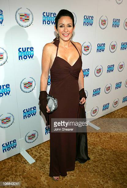 Patricia Heaton during Cure Autism Now's 10th Anniversary CAN DO Gala Presented by Cadillac Red Carpet in Los Angeles California United States