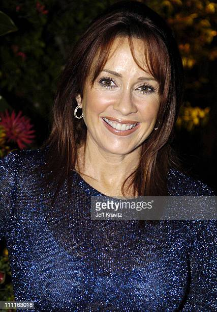 Patricia Heaton during Everybody Loves Raymond Celebrates 200th Episode at Spago in Beverly Hills California United States